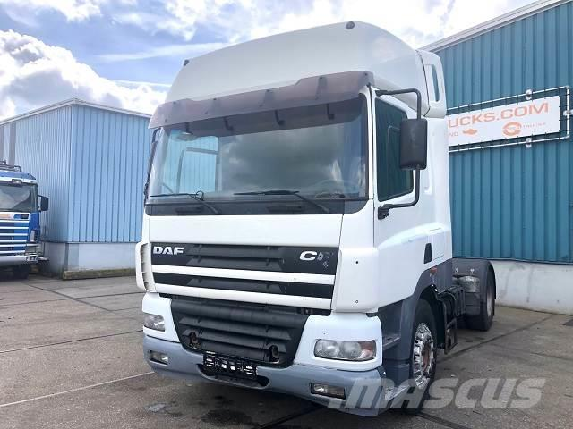 DAF CF85-430 SPACECAB (EURO 3 / MANUAL GEARBOX / ZF-IN