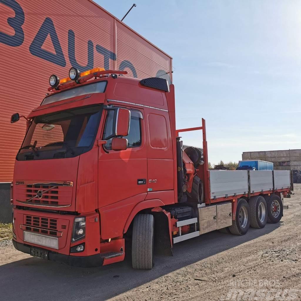 Volvo FH 16 PALFINGER PK 29002