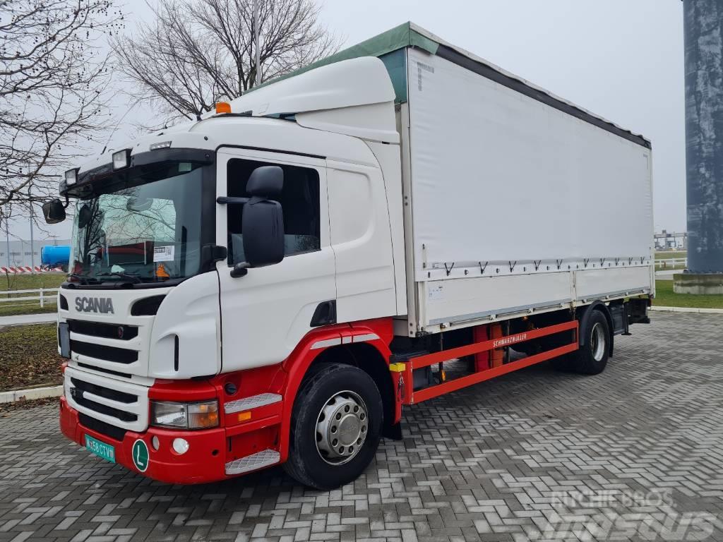 Scania P320 / 7,3m / LIFT