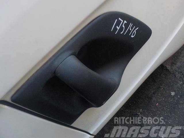 Scania P,G,R series Door handle 1544331 2005370 130259 ME