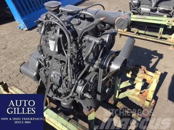 Mercedes-Benz OM364LA / OM 364 LA Motor