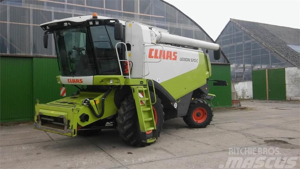 CLAAS Lexion 570 C Top Zustand