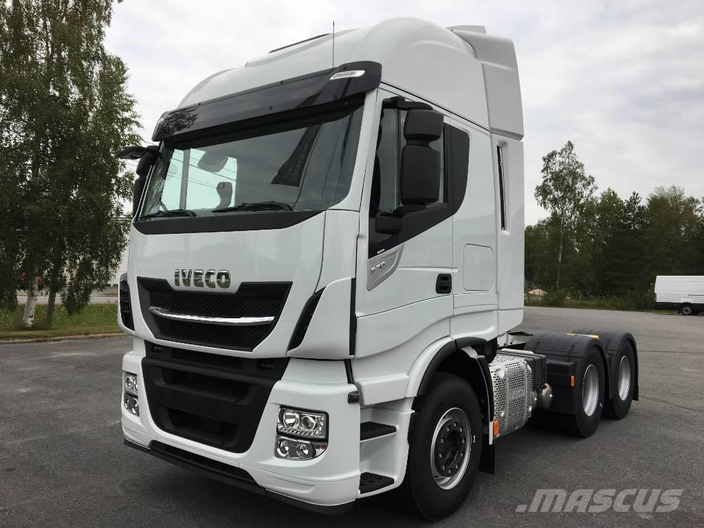 Iveco Stralis AS 440S57-E6c TZ/P-HM C13