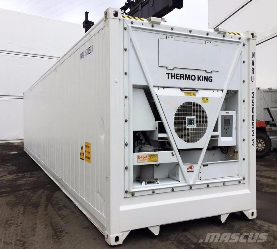 Thermo King 40´HCRF Thermo King 2010 Magnum+, bis -40°