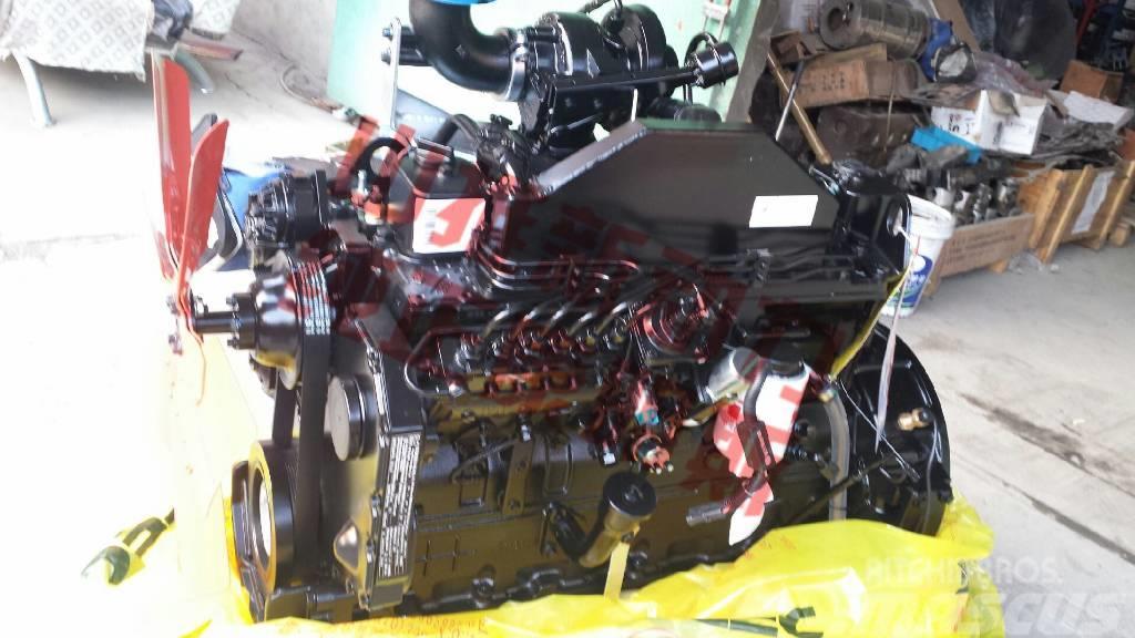 Cummins 6BTA5.9-C155, 2015, Motorer