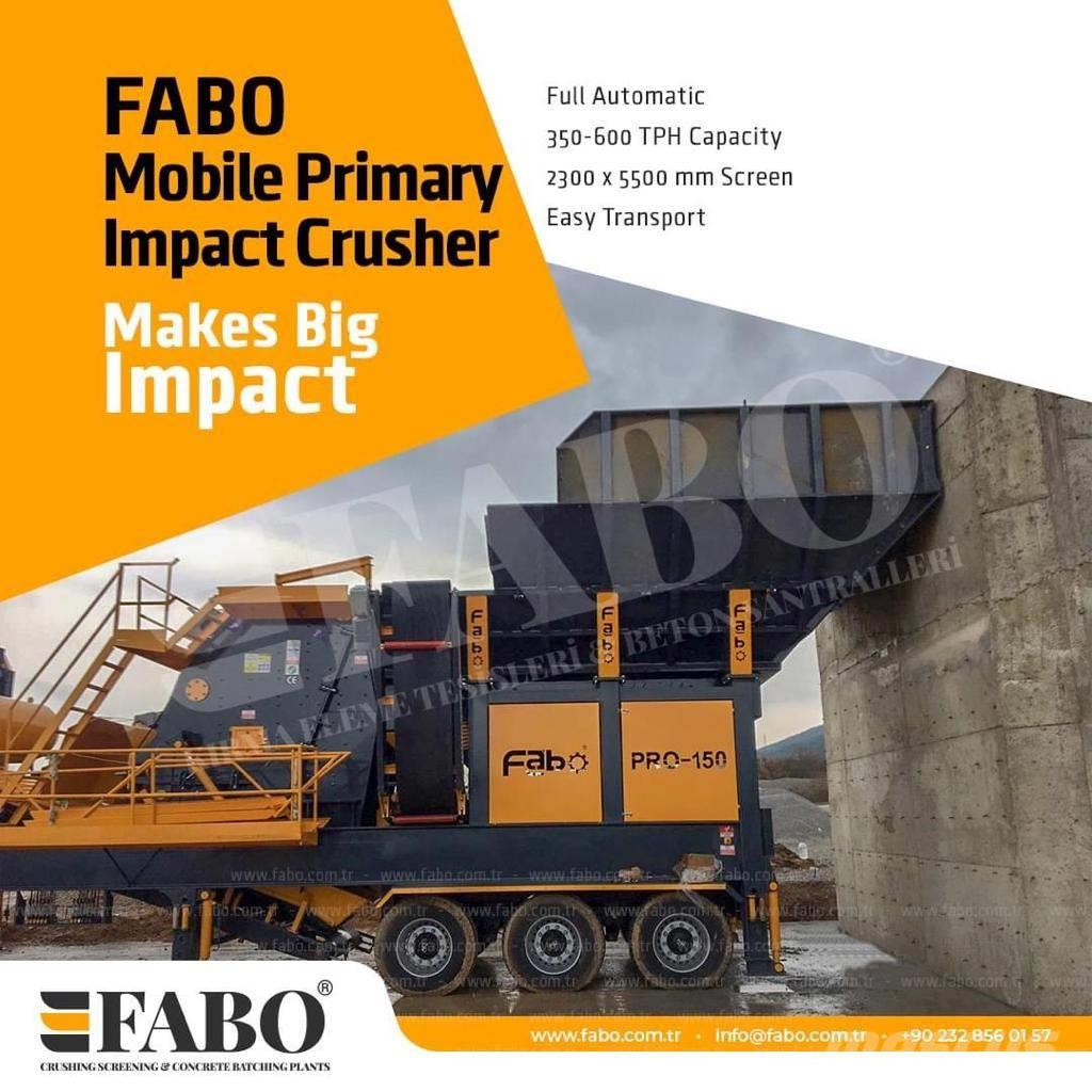 Fabo MOBİLE CRUSHER PLANT