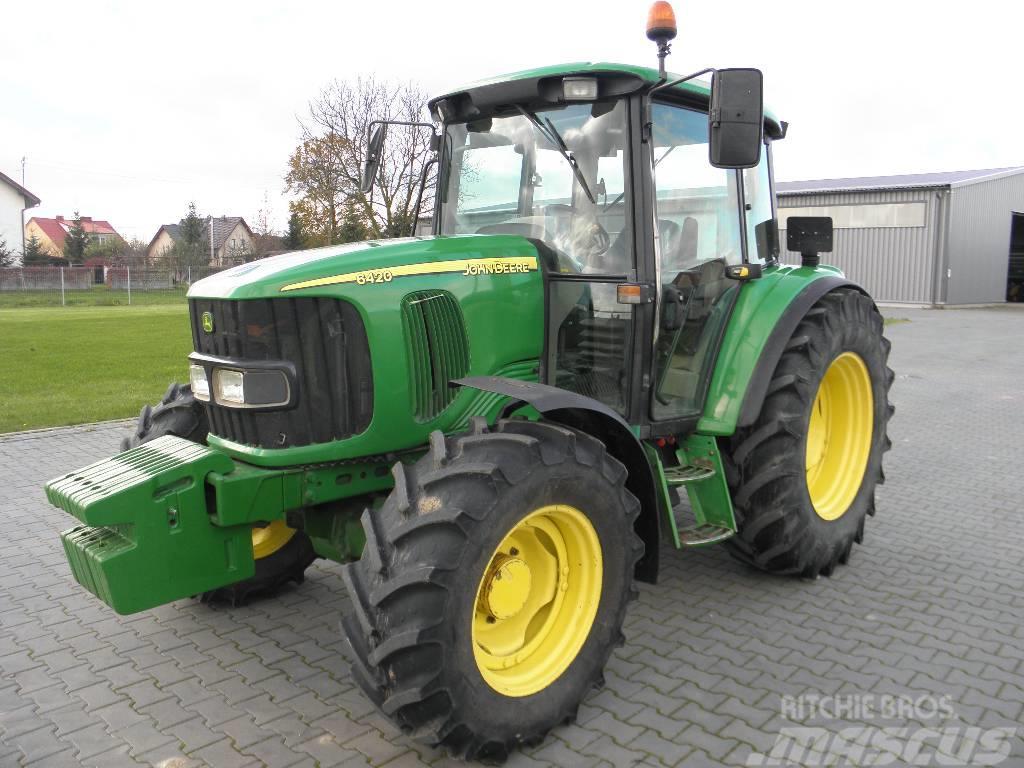john deere 6420 gebrauchte traktoren gebraucht kaufen und. Black Bedroom Furniture Sets. Home Design Ideas