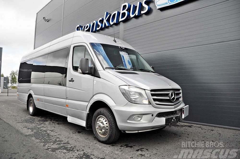 Mercedes-Benz 516 CDI Multi Tour/ 22 pass/ Ny 2018