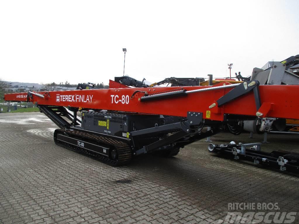 Terex Finlay TC 80
