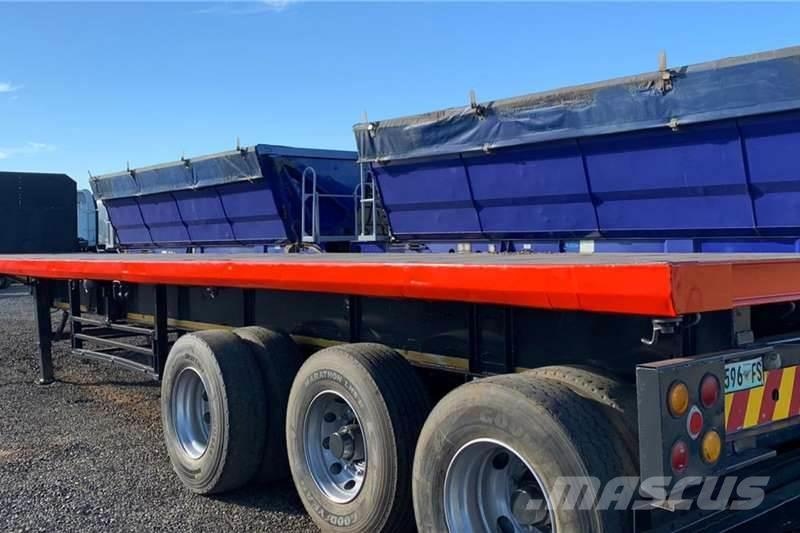 [Other] Hendred 2004 Hendred 13m Tri-Axle Trailer