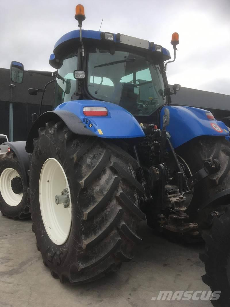 new holland t7030 classic occasion  ann u00e9e d
