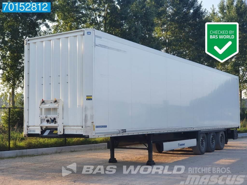 Krone SD Doppelstock SAF-Achse