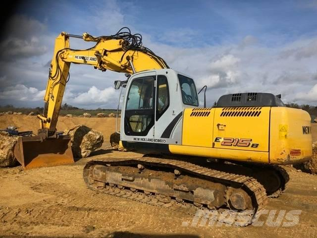 New Holland E 215 B
