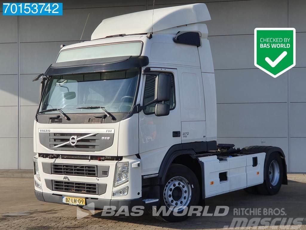Volvo FM 370 4X2 NL-Truck EEV