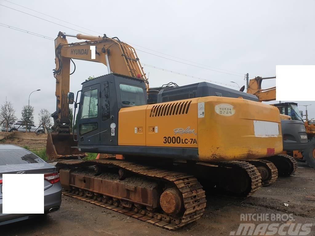 Hyundai Robex 3000 LC-7 A