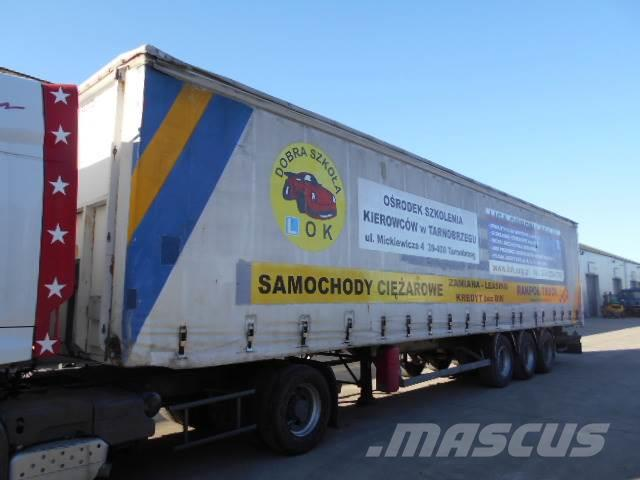 Samro SR334DAR (ROR-AXLES)