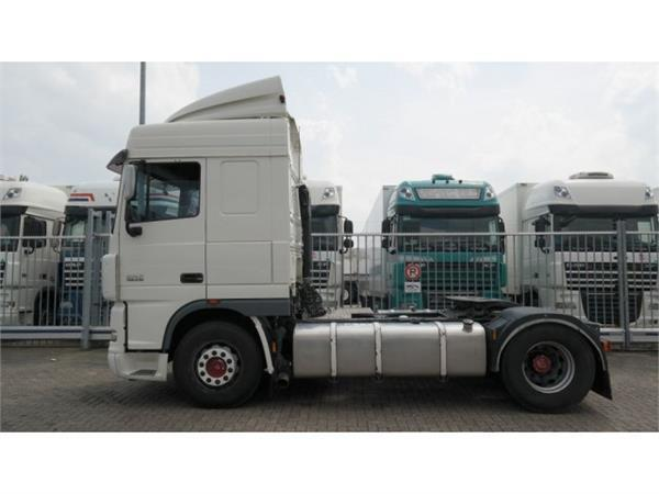 DAF XF 105.410 MANUAL GEARBOX SPACECAB