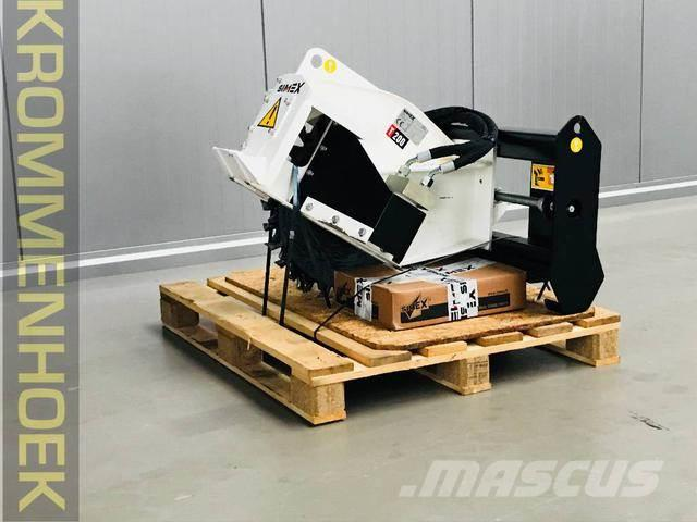 Simex T 200 Micro trencher