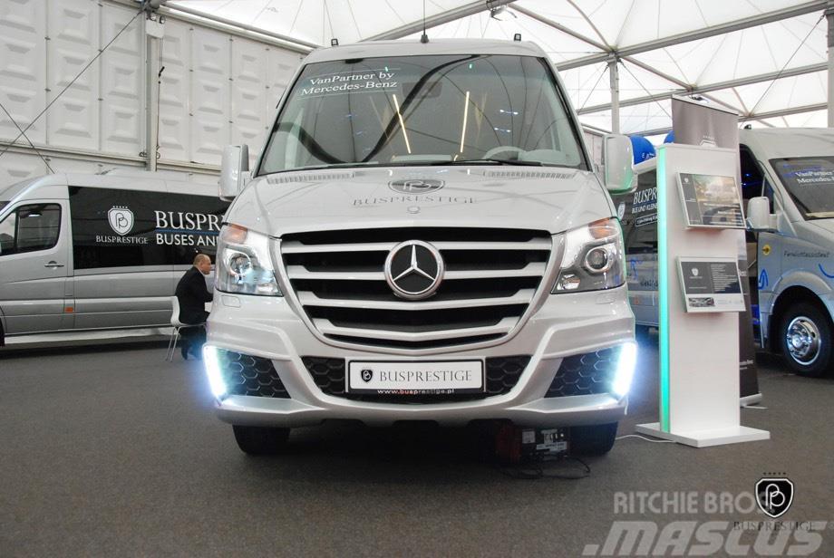Mercedes-Benz 519 XXL Exclusve VIP Tourist Bus
