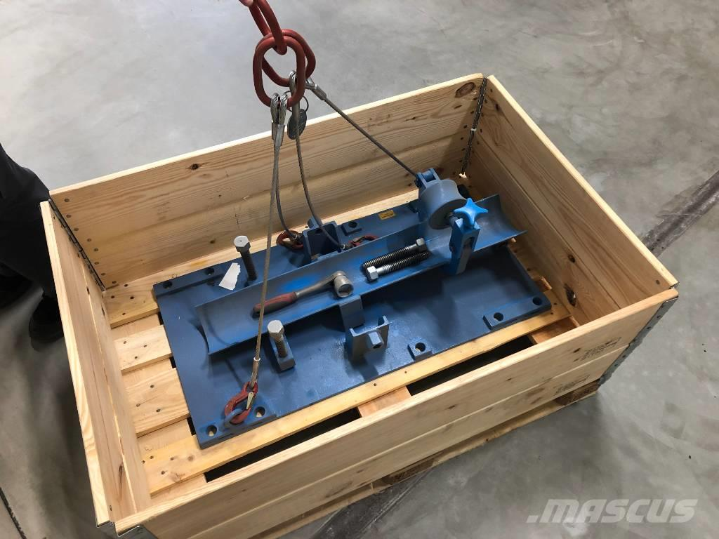 Tracto-Technik Lafette Grundomat 145P