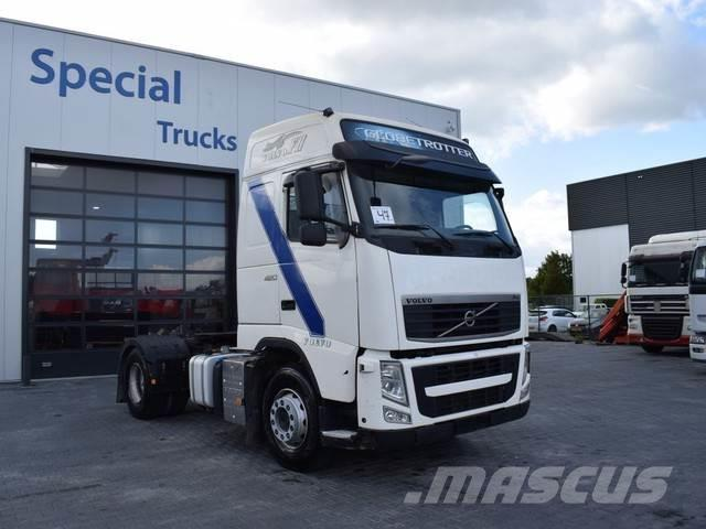Volvo FH420 Globetrotter 4x2 Euro 5 (Manual gearbox)