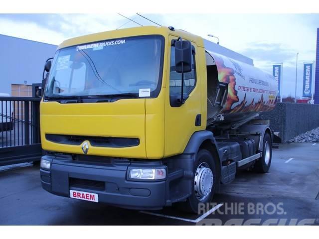 Renault PREMIUM 370+TANK MAGYAR 13000 L+Intarder