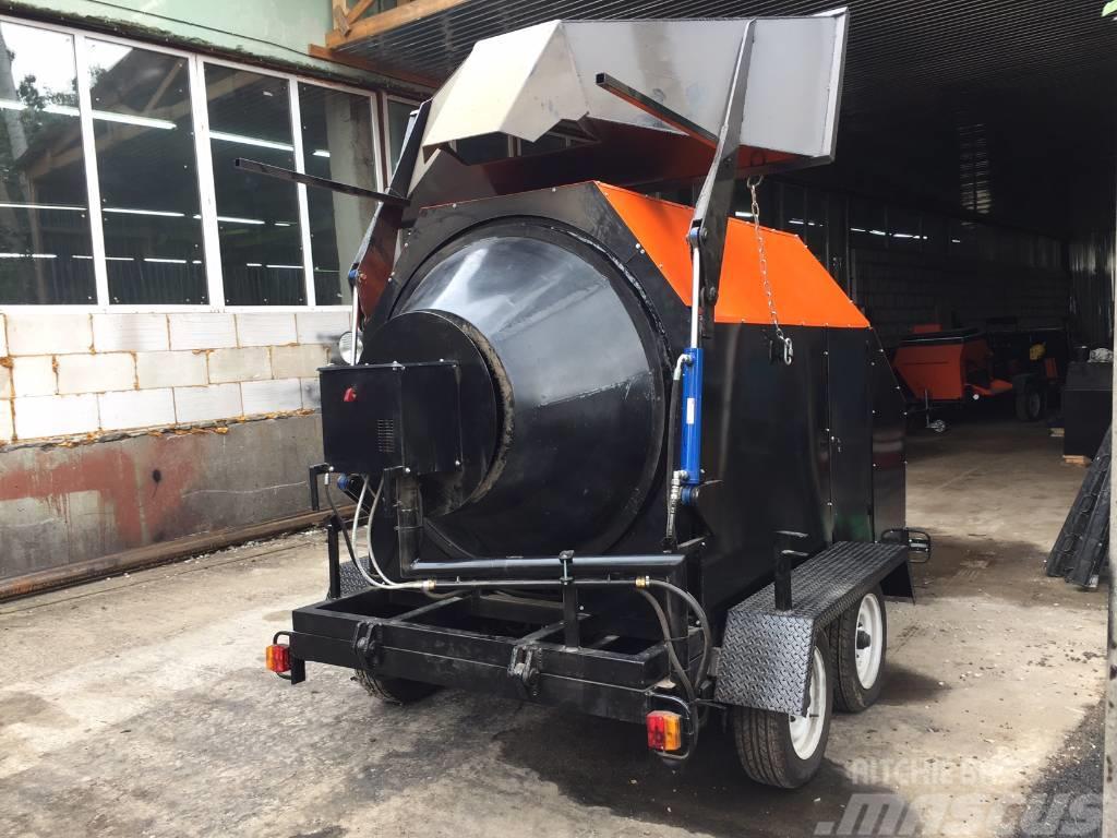 Ticab РА-800 Asphalt recycler