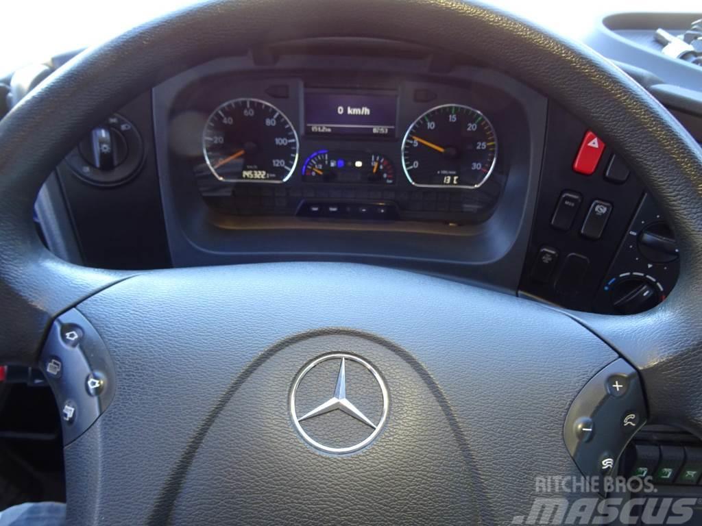 Mercedes-Benz ATEGO Sundancer/41 paikkaa, 2013, Turistbussar
