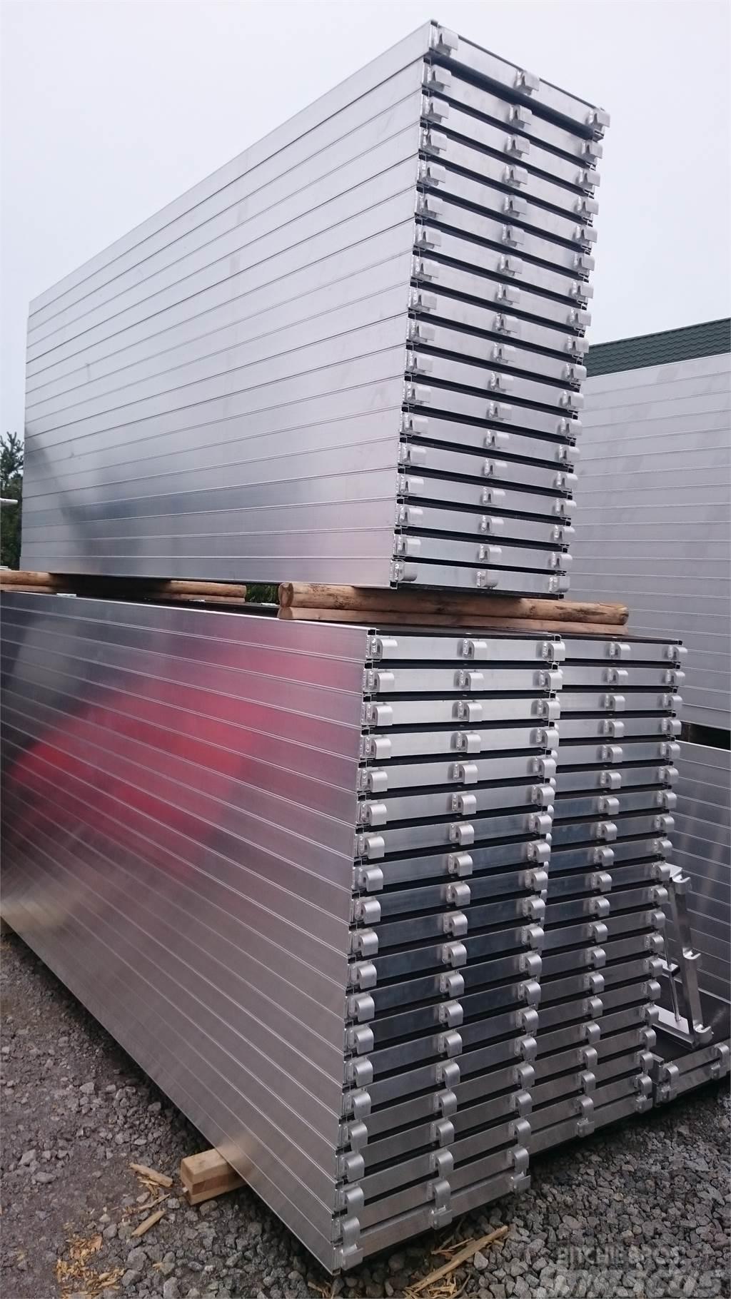 [Other] Podest stalowy,steel plank,plateforme en acier sta
