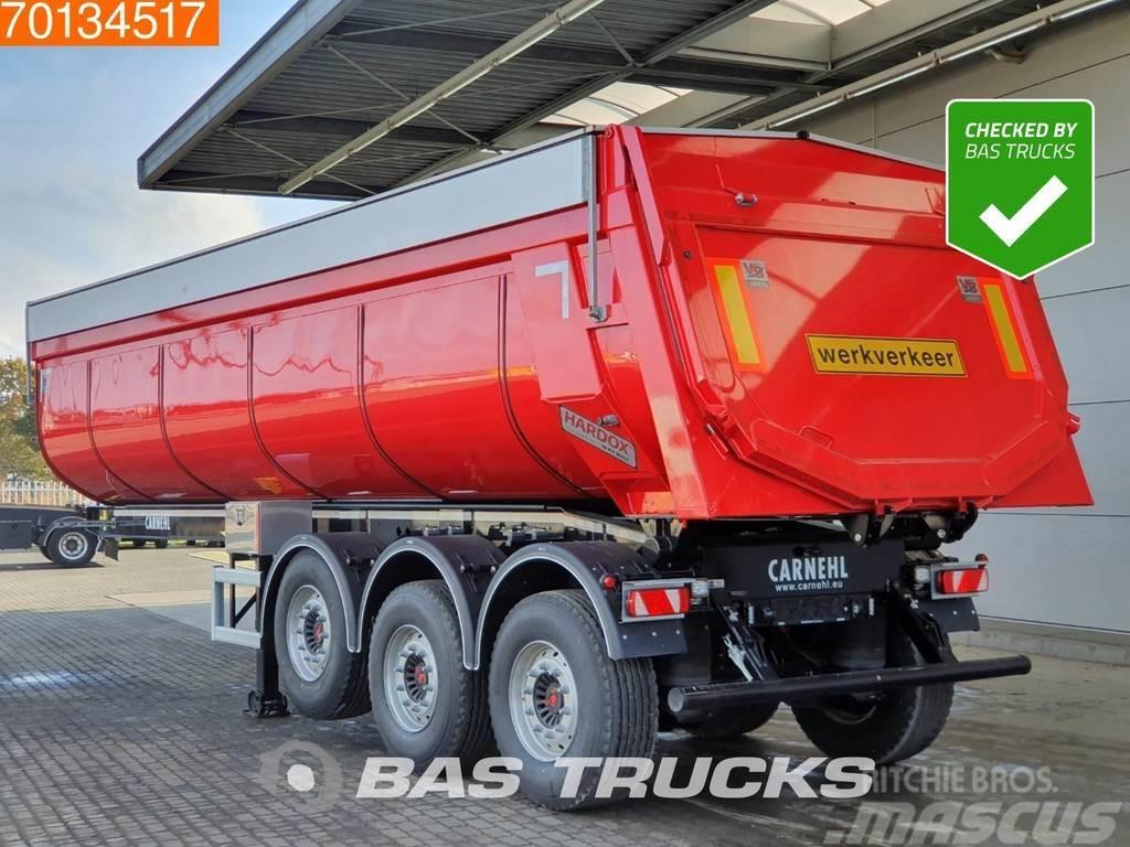 Carnehl CHKS/HH 27m3 NL-Kipper Geisoleerd Multikappen