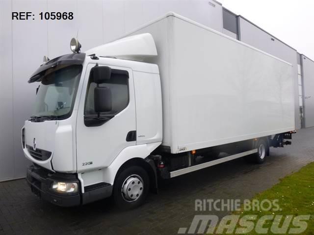 Renault MIDLUM 220DXI 4X2 MANUAL BOX EURO 5