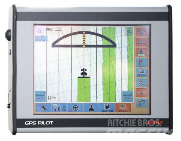 CLAAS GPS-Pilot S3 EGNOS
