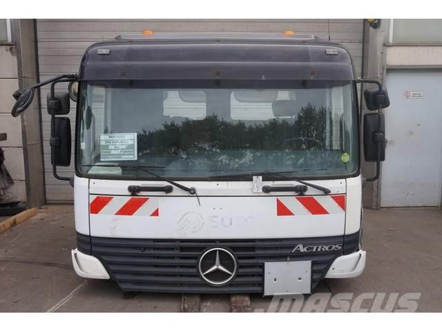 Mercedes-Benz ACTROS F05 MP1 LAGE TUNNEL