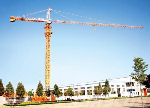 Fangyuan QTZ125 (10t /12.4m,1.4t /60m)