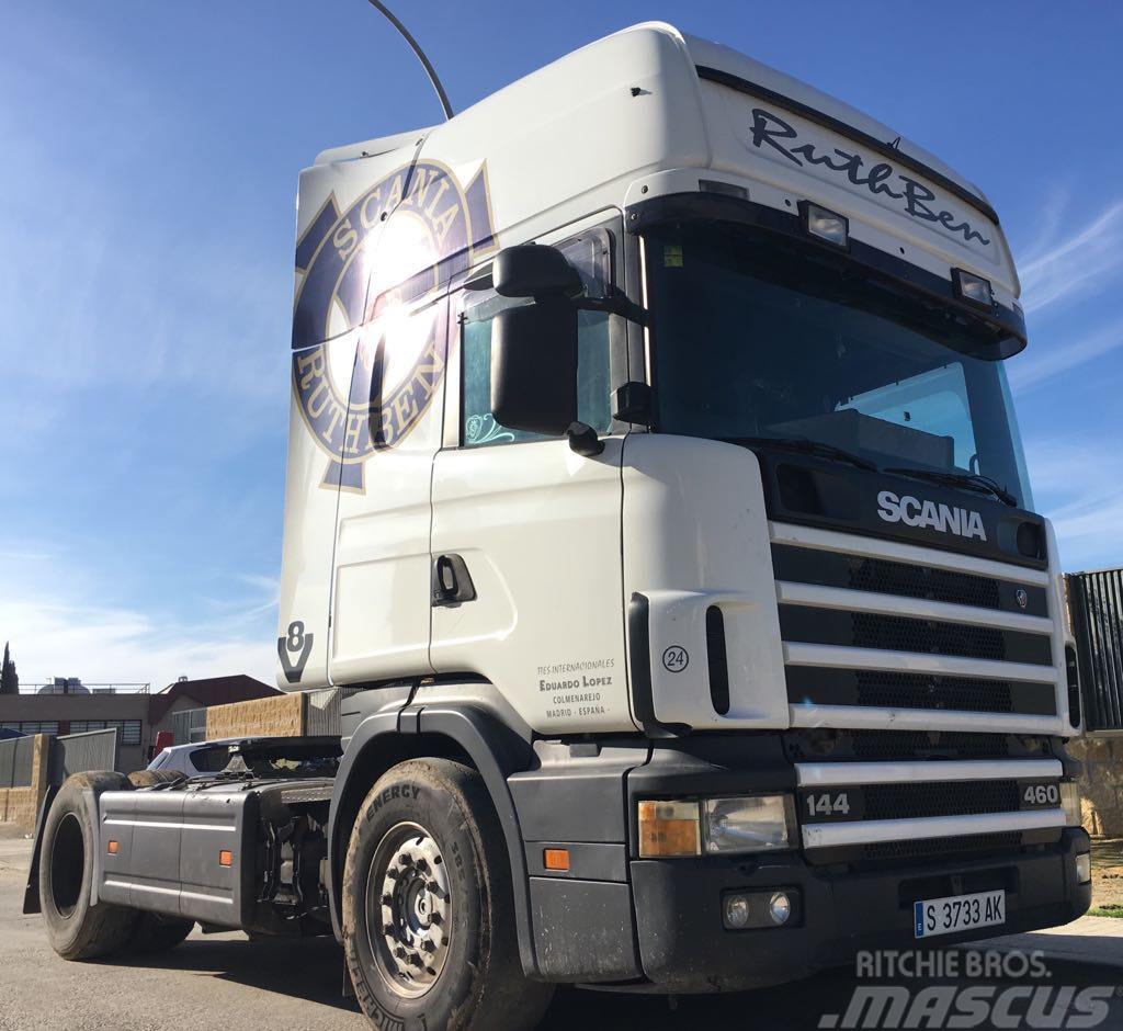 Scania 144 L 460