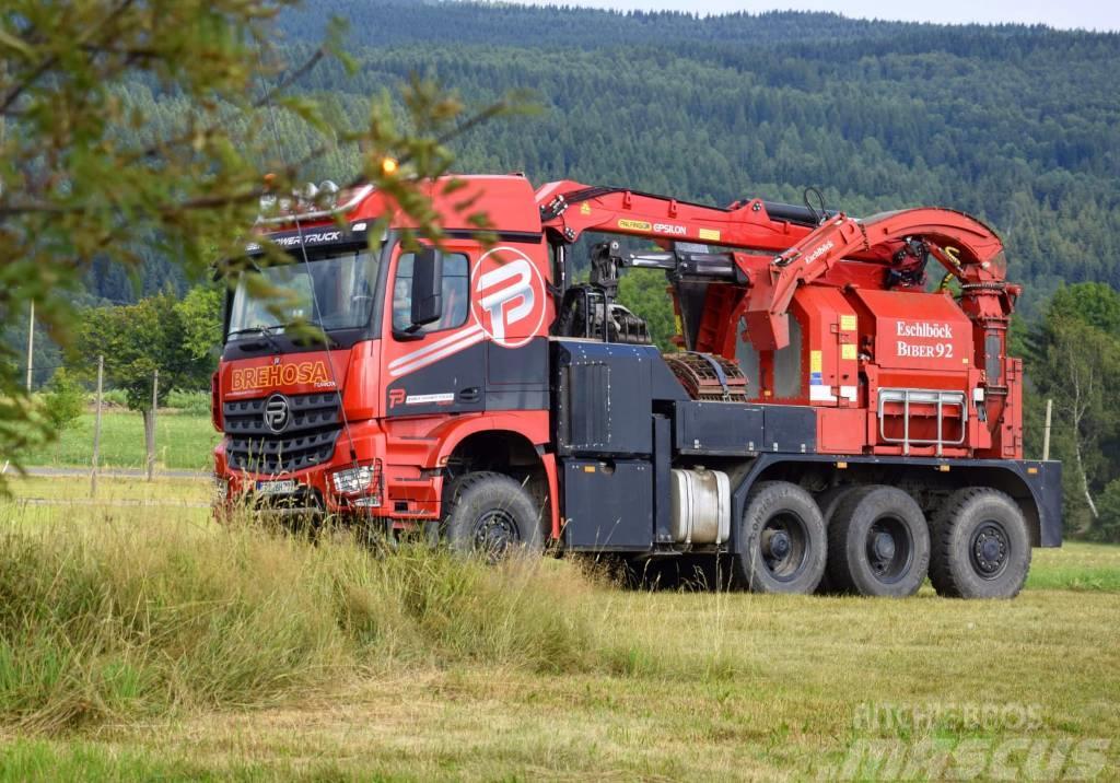 Eschlböck Biber 92 BPT TUROX