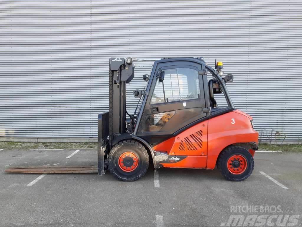 Linde H 50D/600  (394)