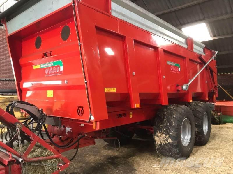 Vaia PANTER NL 160-4R KIPPER