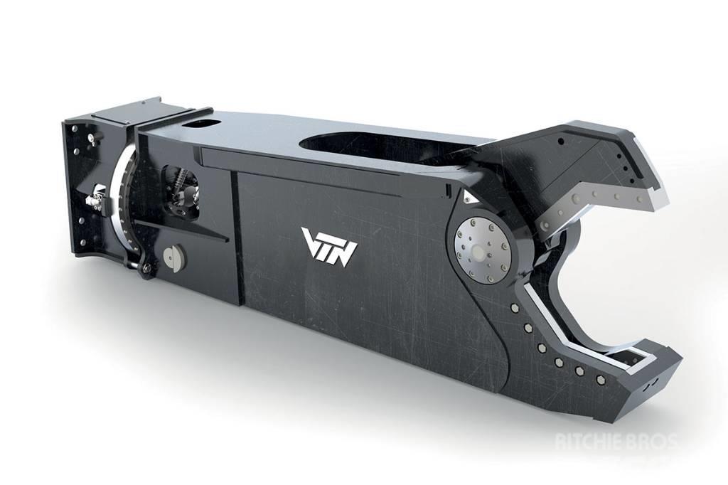 VTN CI 1200 HYDRAULIC SCRAP METAL SHEAR 1310KG