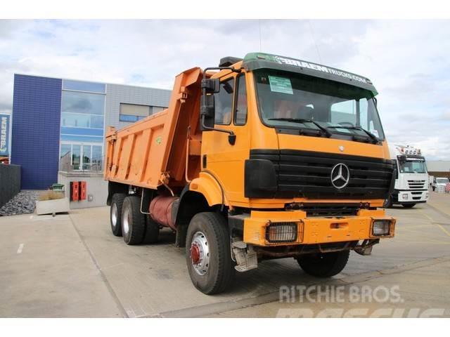 Mercedes-Benz 2635 AK