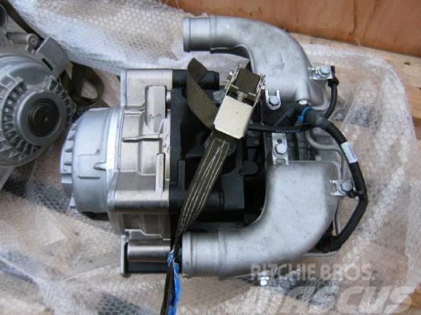 Mercedes-Benz Hydrodynamischer Retarder A9604302295