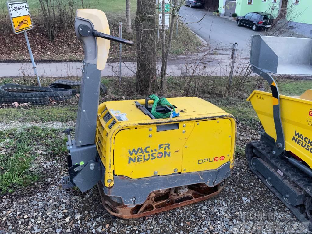 Wacker Neuson DPU 80