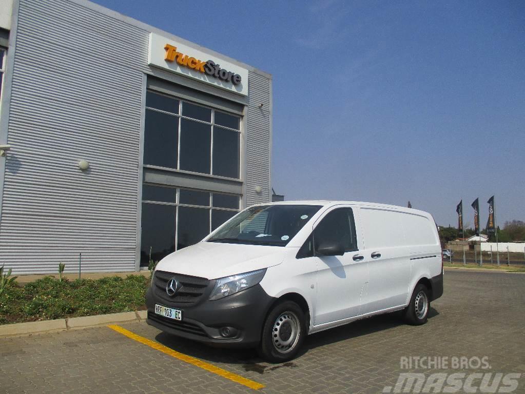 Mercedes benz vito 116cdi panel van panel vans year of for Mercedes benz panel van