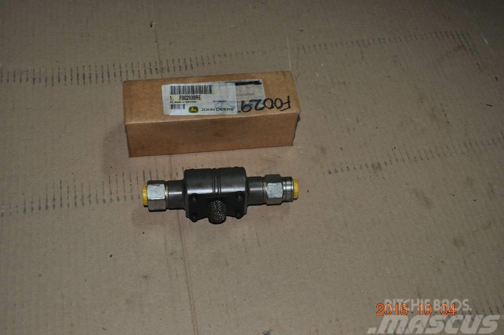 Hultdins Oil pump F002938