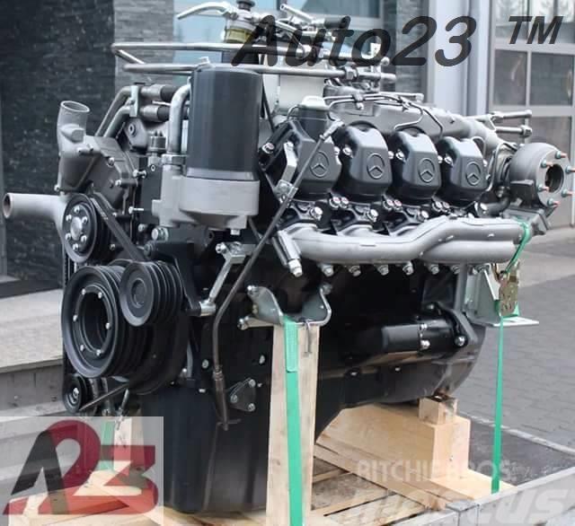 Used silnik mercedes benz sk om442la v8 om442 nowy engines for Mercedes benz v8 engine