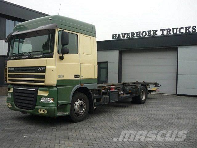 DAF XF 105.410 XF 105.410 Container transporter