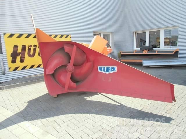 Schmidt Beilhack HS20 Anbau-Schneeschleuder für Unimog TOP