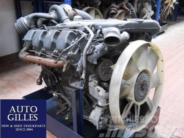 Mercedes-Benz Actros OM501LA / OM 501 LA