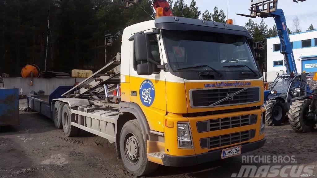 Volvo FM12 6x2 340