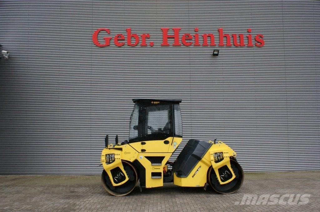 Bomag BW 154 AD-5 470 Hours!
